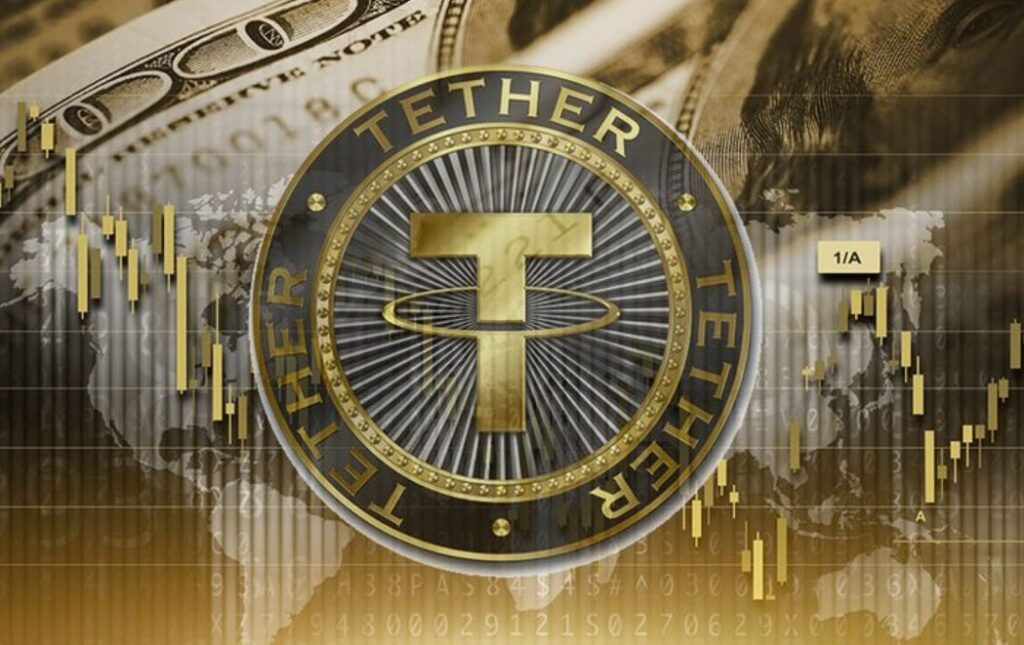 Tether - The 5 Best Altcoins with Great Upside Potentials