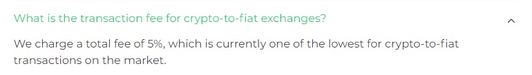changelly crypto-to-fiat exchanges