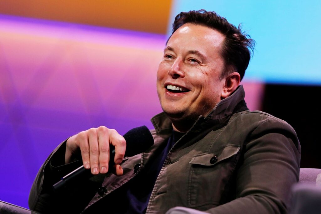 Elon Musk - The Most Influential Business People Driving Blockchain Adoption