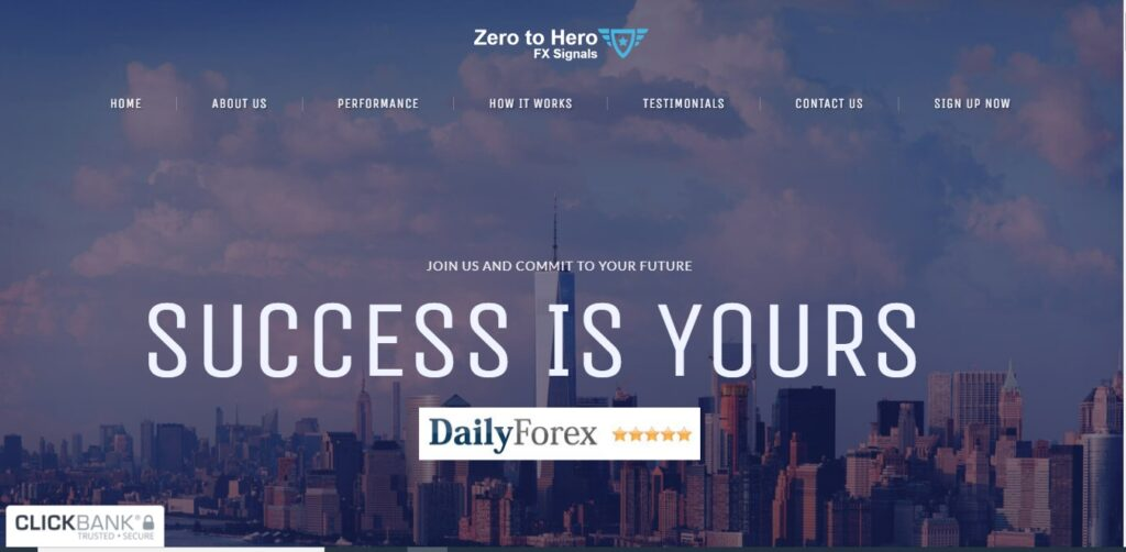 Zerotohero-Top 10 Best Forex Signals for New Traders