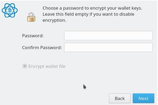 Encrypt wallet keys - How to Create a Multisig Wallet on Electrum