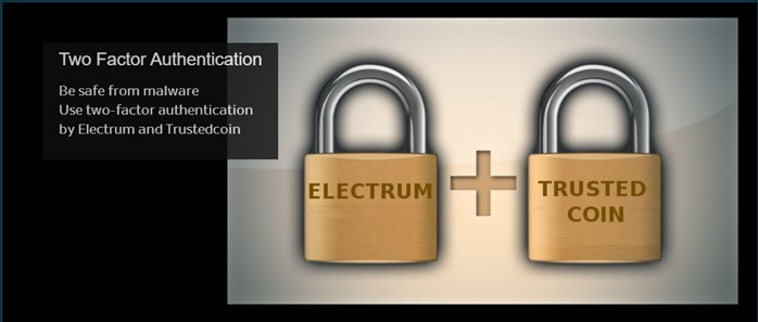 2 Factor Authentication - multisig wallets