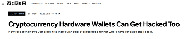 Can a Hardware Wallet Be Hacked Without PINs?