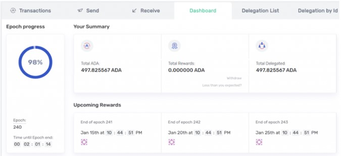 How to Stake Cardano (ADA) On Ledger Nano Wallet