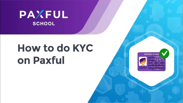 Does Paxful Require KYC for New Users?