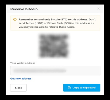 Receive bitcoins - How Do I Fund My Paxful Bitcoin Wallet?