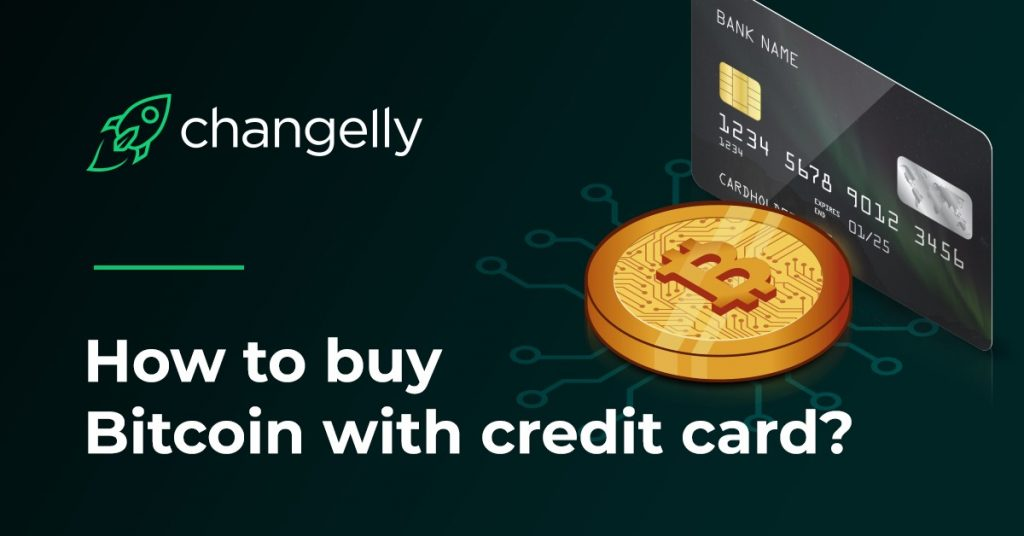 Changelly Credit Card - How To Buy Crypto With A Credit Card