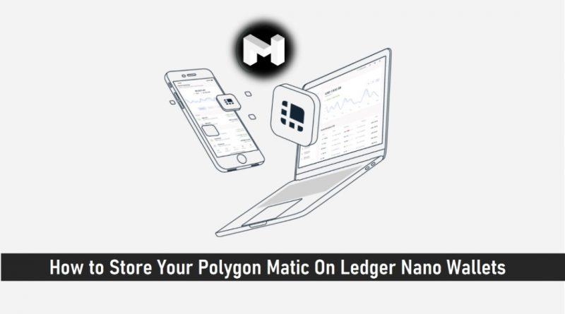 How To Store Your Polygon Matic