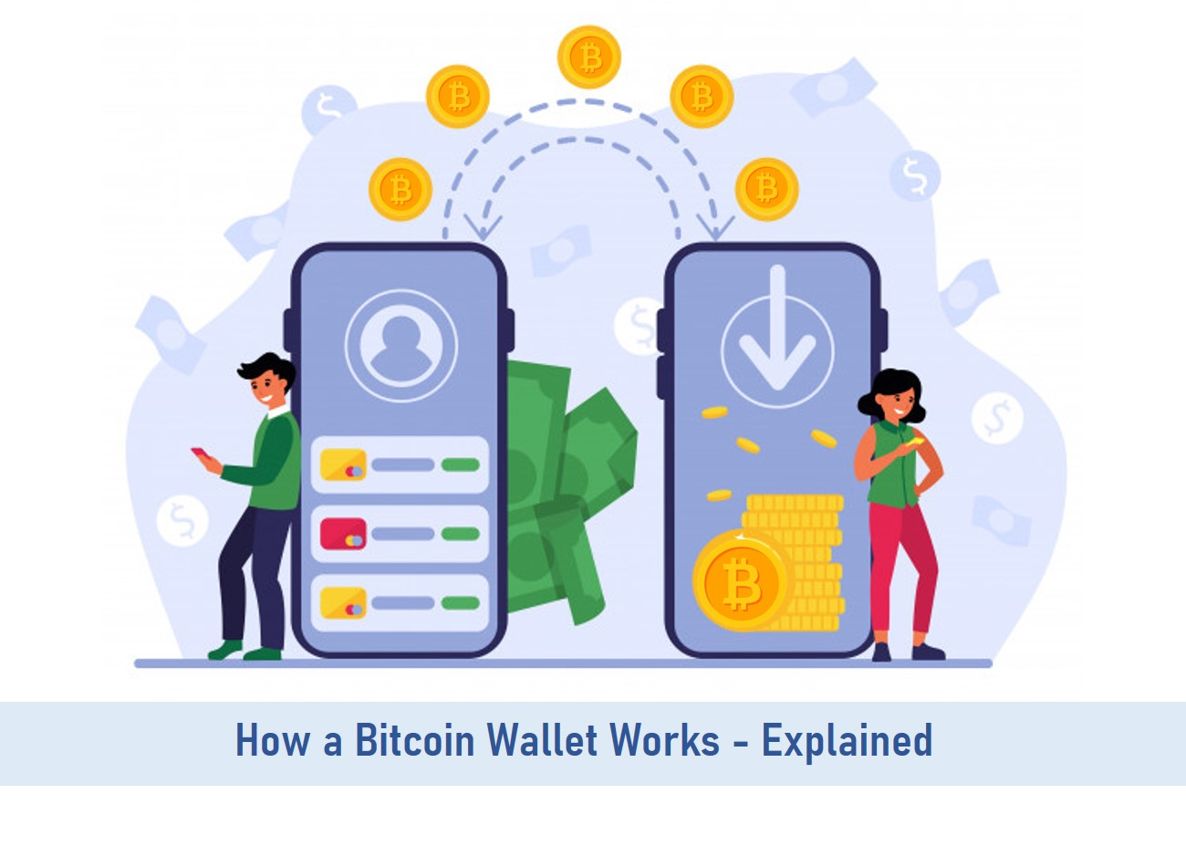 How a Bitcoin Wallet Works – Everything Explained