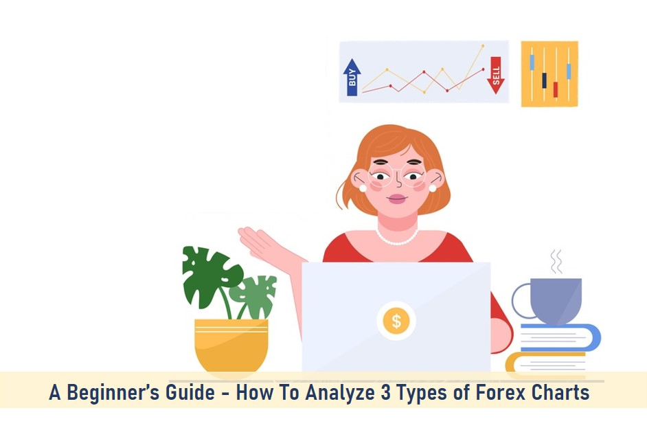A Beginner's Guide – How To Analyze 3 Types of Forex Charts