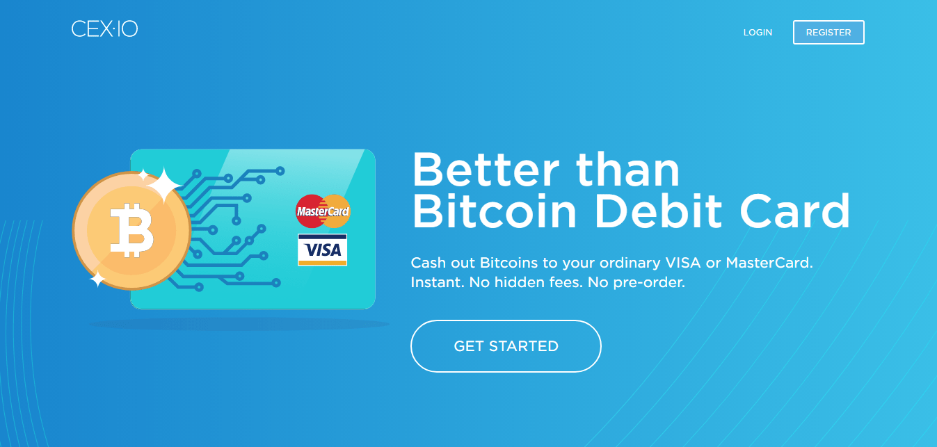 How to Buy Bitcoin Fast with a Debit card using CEX.IO